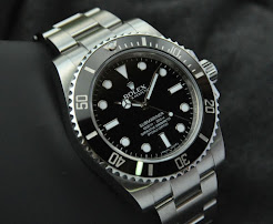 Rolex Submariner NoDate. 5years warranty