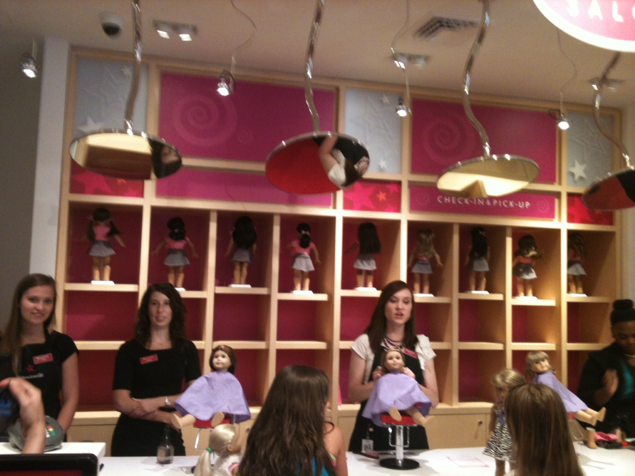 My Springfield Mommy American Girl 15th Store Has Opened In Columbus Ohio