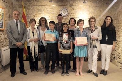 Premis Vila de Vallirana 2015
