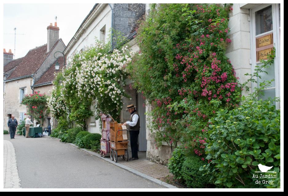 Visite Village Jardin Chedigny : Au jardin de greg ch� digny express