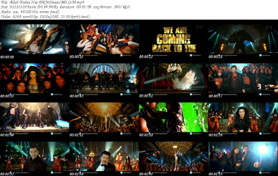 Allah Duhai Hai - Race 2 (2013) Hindi HD Video Song Free Download
