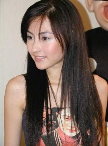 cecilia cheung   model