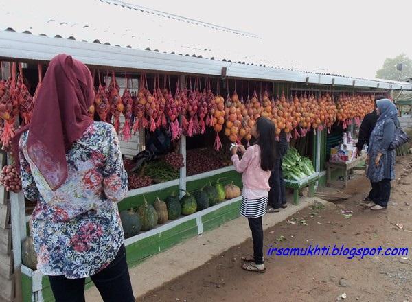 Buah Markisa (Passiflora Edulis)