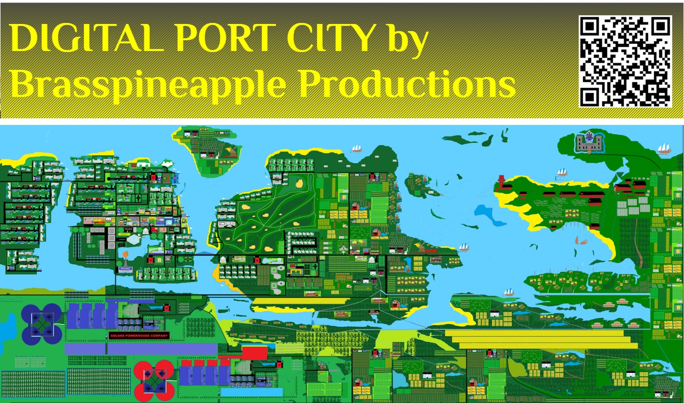 DIGITAL PORT CITY PROJECT