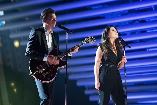 Elina Born and Stig Rästa Eurovision 2015