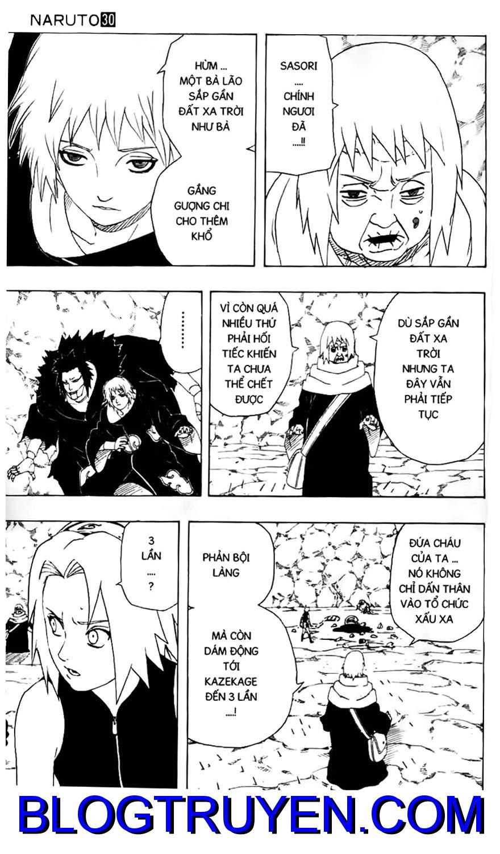 Naruto chap 267 Trang 5 - Mangak.info