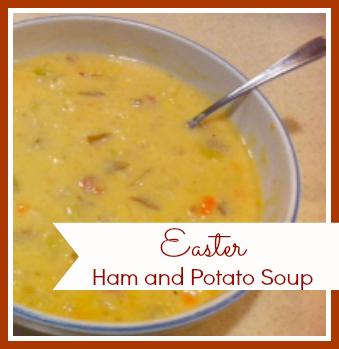 Ham an Potato Soup