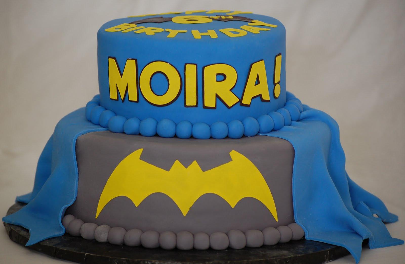 Cakefilley Batgirl Cake