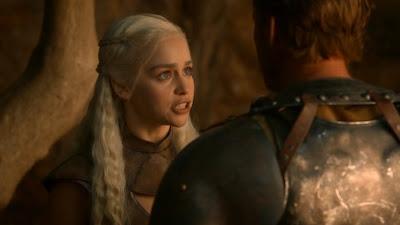 Game of Thrones Daenery Jorah Mormont