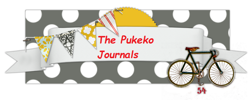 THE PUKEKO JOURNALS