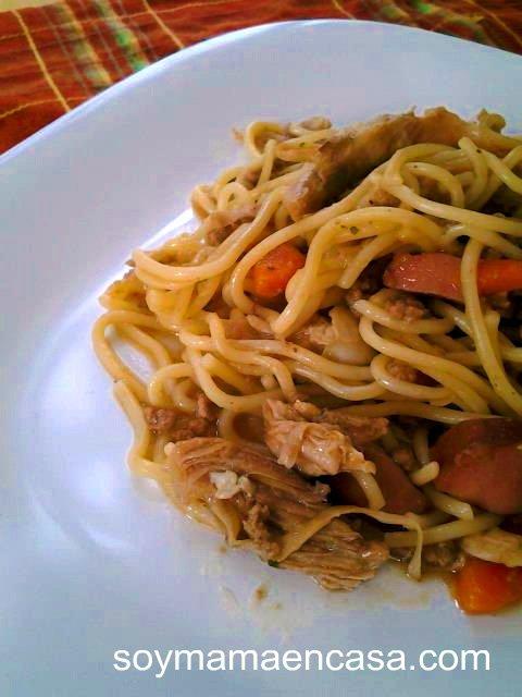 receta facil de chap suey casero