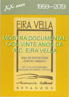 Mostra documental XX anos de Eira Vella