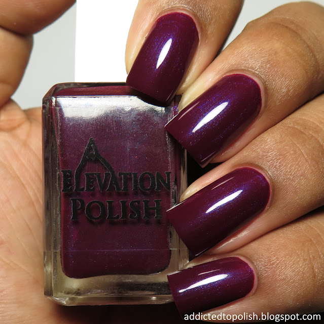 elevation polish empress chabi marco polo
