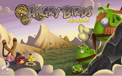 Angry Birds Season 4.1.1 Apk Download