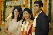 Rahul and Chinmayi wedding reception photos-thumbnail-7