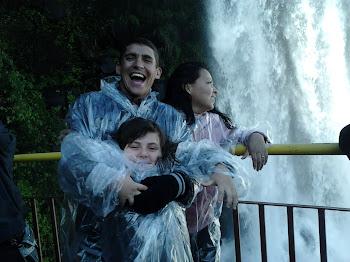 Eu e minha familia