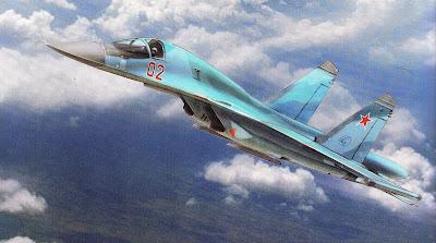 История создания Су-34