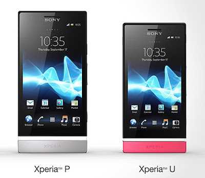 Wallpaper Xperia on Wallpapers     Sony Xperia P And Xperia U Wallpapers