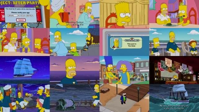 Los Simpson Temporada 26 Latino 1080p