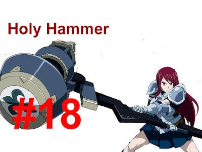 Holy Hammer Erza Scarlet