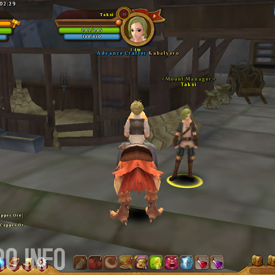 How To Get A Peco-Peco Mount In Ragnarok Online 2
