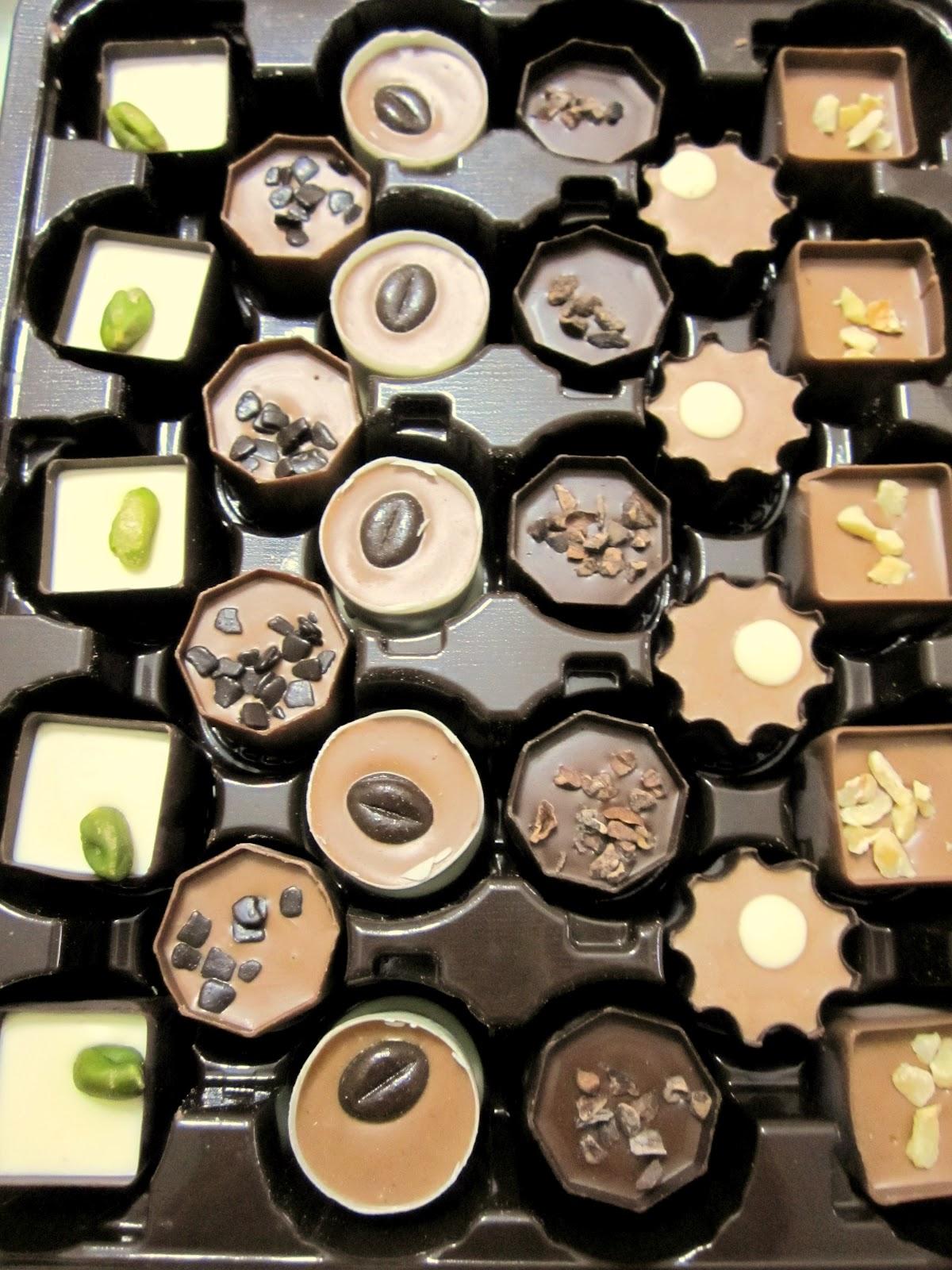 Belgian Dark Chocolate  Cocoa