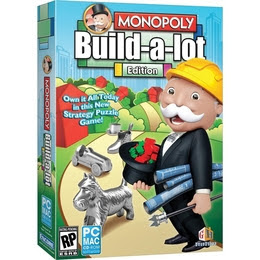 Monopoly Build A Lot Edition