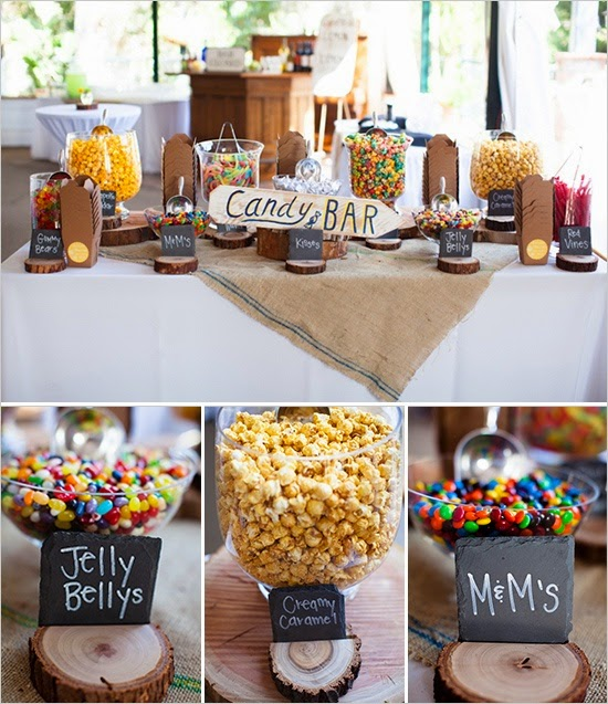 http://www.mylovelywedding.com/wow-your-guests-with-a-candy-bar-%E2%99%A5/