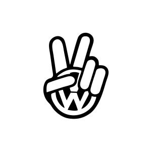 Adesivo VW