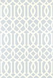Schumacher Imperial Trellis Soft Aqua 5003363
