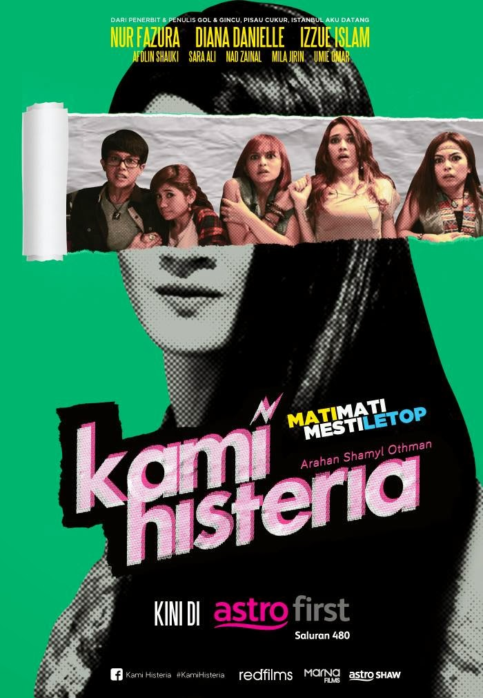 Kami Histeria 2014 Full Movie
