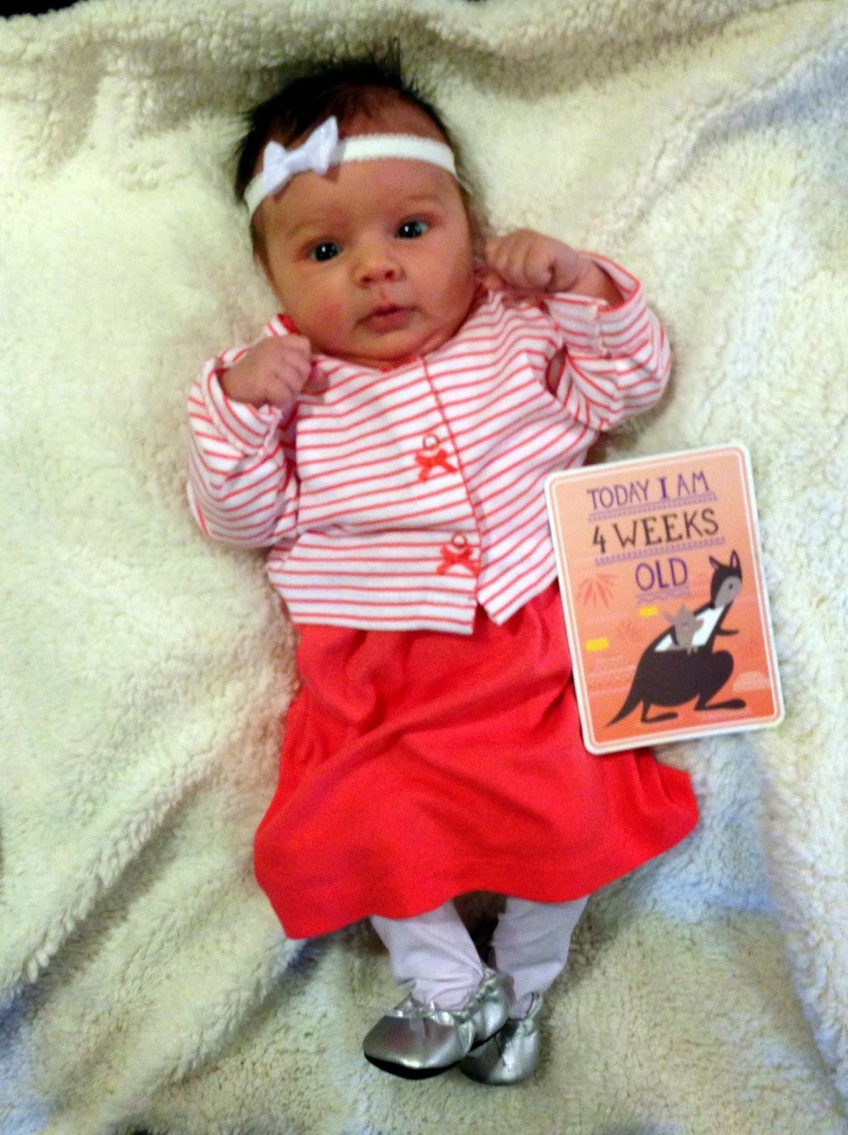 Cobo Avonlea One Month Old