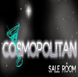 COSMOPOLITAN Sale Room
