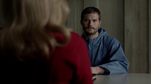 Jaime Dornan en The Fall 2x06