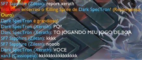 Report Xerath