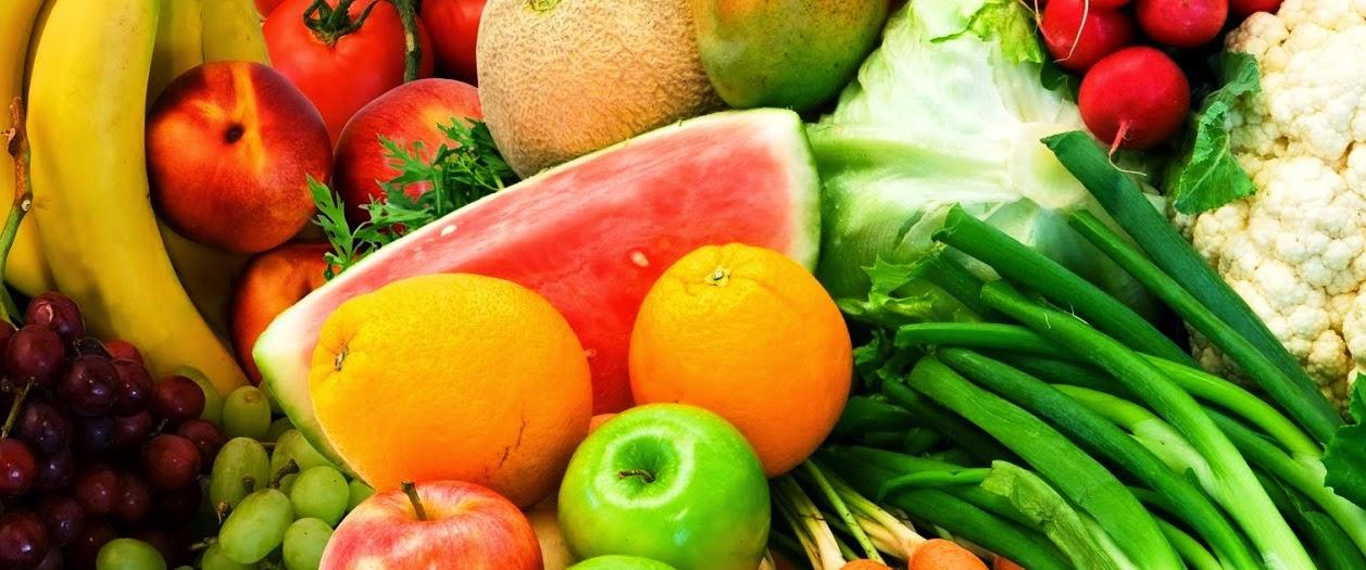 manfaat sayuran dan buah