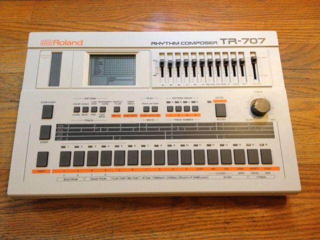 manual tr707