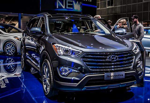 hyundai santa fe 2018. brilliant 2018 leading notch items will certainly be made use of in making the 2018  hyundai santa fe inside for it ahead to among incredibly extravagant sporting  on hyundai santa fe