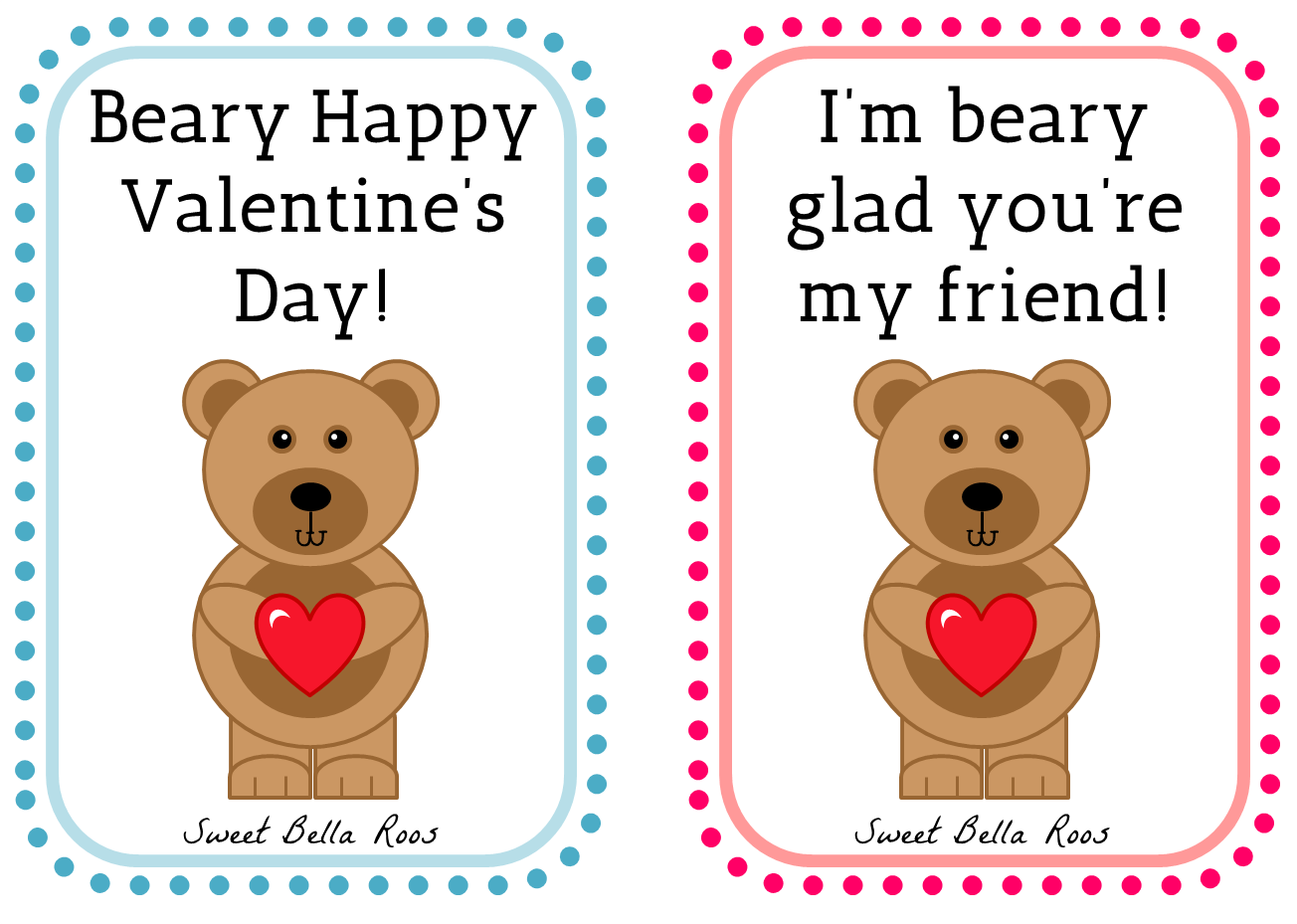 This is a photo of Challenger Print Valentines Day Card