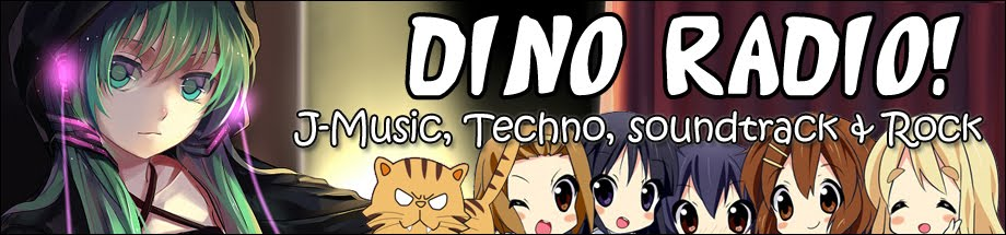 Dino Radio!! J-Music y Anime news las 24 horas!