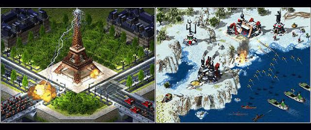 Command & Conquer Red Alert 2 Yuri's Revenge