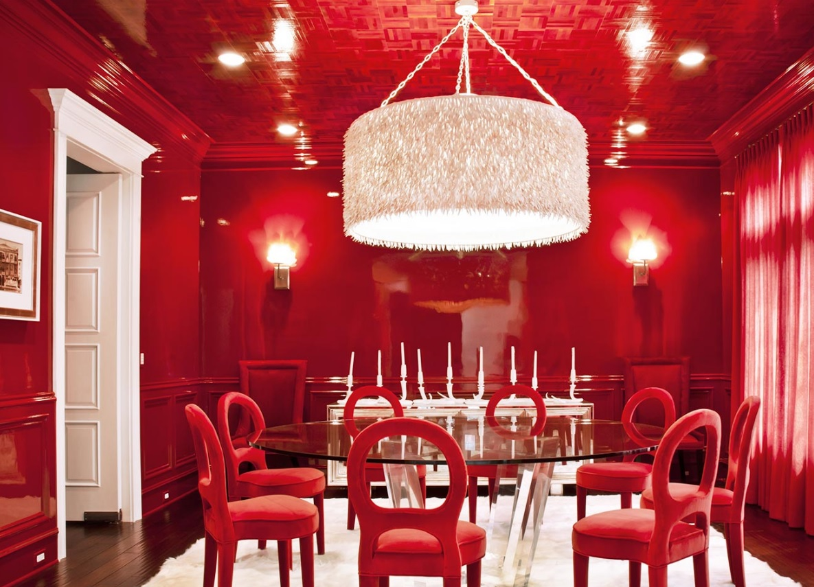 Fiorito Interior Design: In Celebration Of Red