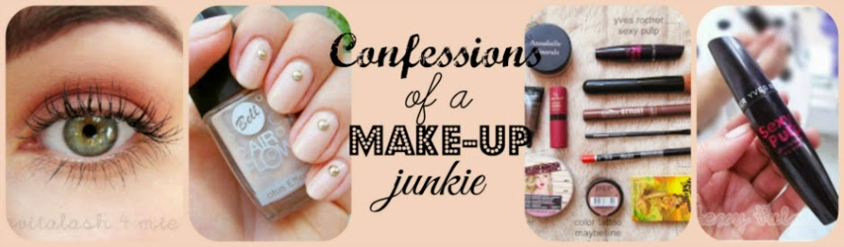 Confessions of a makeup junkie