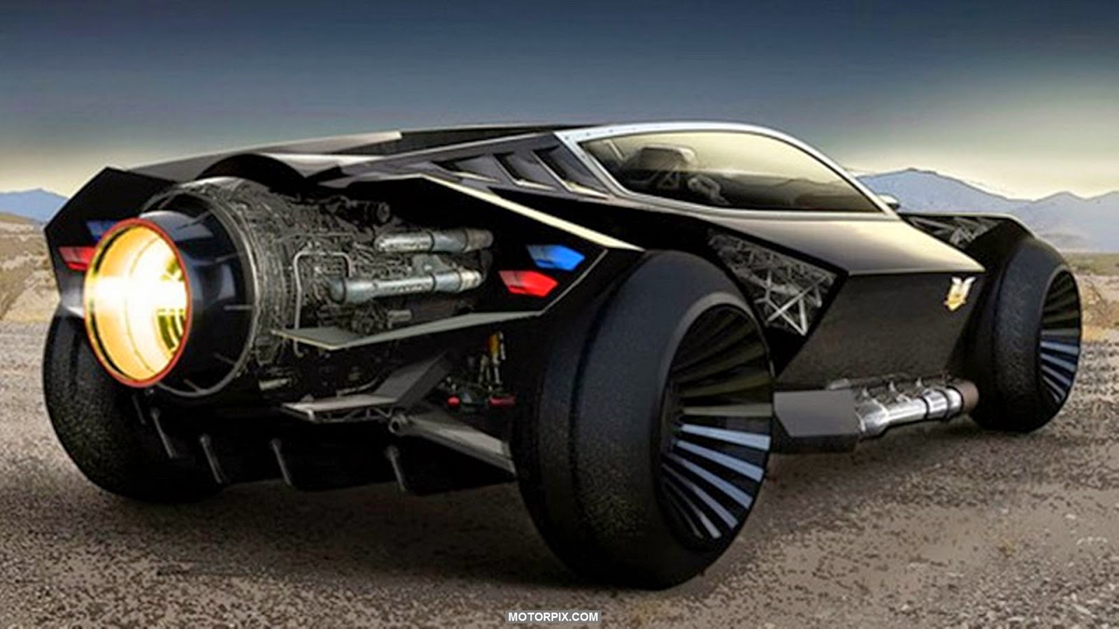 ford interceptor concept mad max car interior design. Black Bedroom Furniture Sets. Home Design Ideas