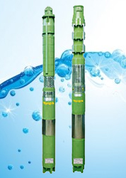 "Naigra 6"" Submersible Pump N6R-100/3 3PH Radial Flow (3HP) Online, India - Pumpkart.com"
