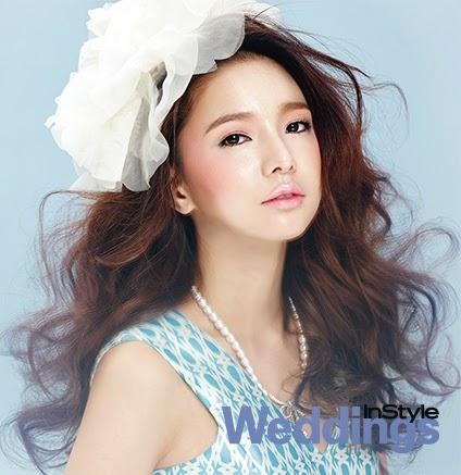 Jei Fiestar - InStyle Weddings Magazine April Issue 2014