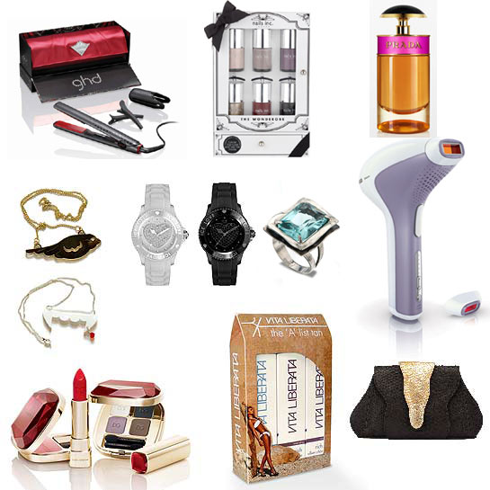 Cosmetics Gift Bag Will Make Her Happy Gift Ideas