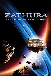 Poster de Zathura. Una aventura espacial