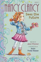 bookcover of NANCY CLANCY #3  SEES THE FUTURE by Jane O'Connor