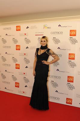 Zara Martin black D&G dress